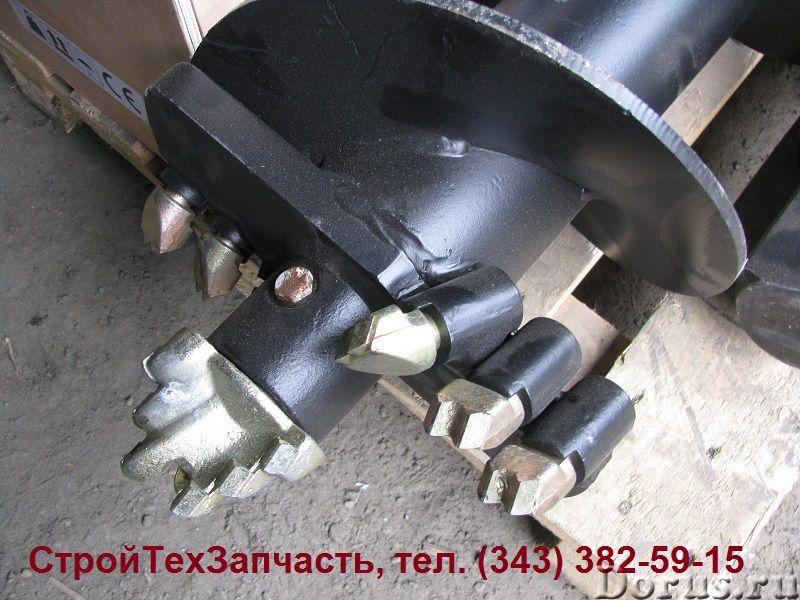 Гидробур для экскаватора - погрузчика, гидровращатель для мини - экскаватора - Запчасти и аксессуары..., фото 8