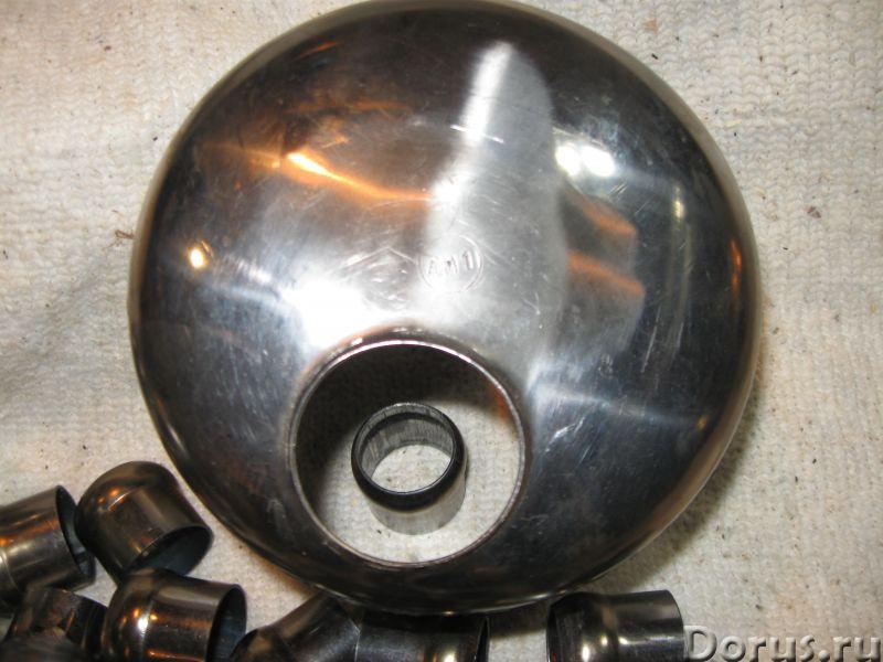 Глушители-резонаторы для ROTAX, SIMONINI и РМЗ всех моделей - Запчасти и аксессуары - Продаю глушите..., фото 6